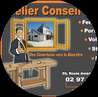 Atelier Conseils Fenêtres 56 - Partenaire Ouvertures