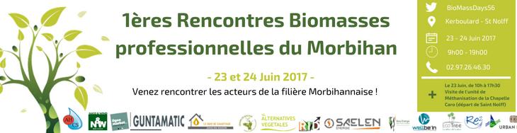 Rencontres Biomasses Saint Nolff